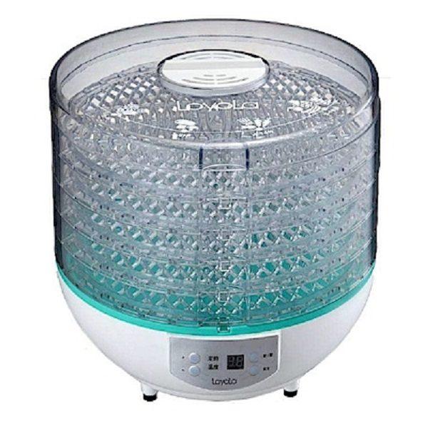 LoyoLa微電腦蔬果烘乾機食物乾燥機乾果機寵物零食烘乾HL-2060