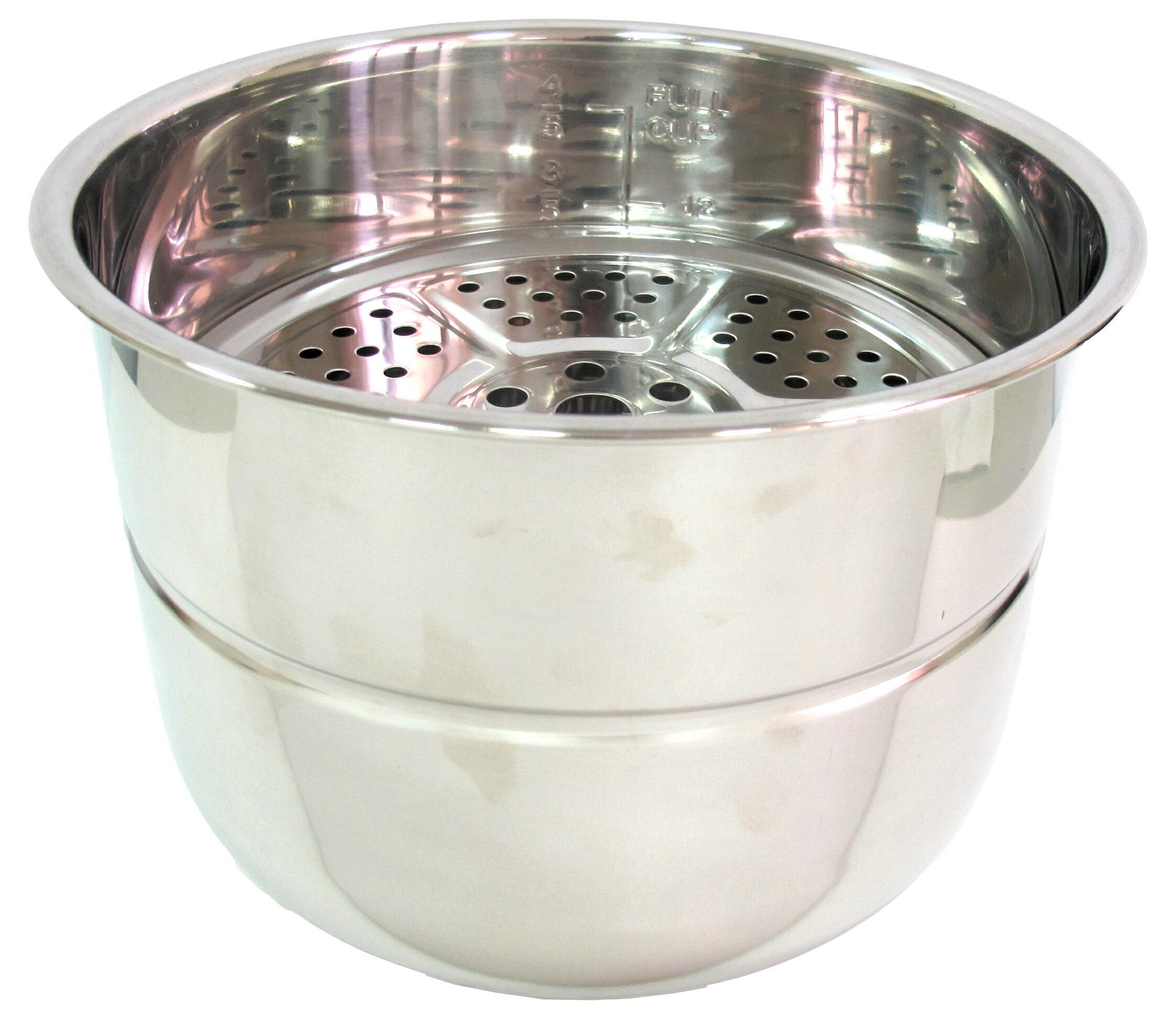 不銹鋼內鍋 6L( 饌道 全營養原味鍋 6L 專用)《都會新貴購物網》