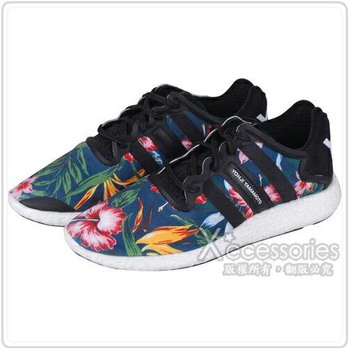adidas Y-3 時尚潮流海灘風格慢跑鞋(花卉)