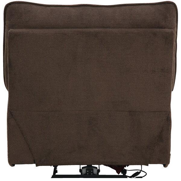 ◎布質1人用電動可躺式沙發 HIT 804 DBR NITORI宜得利家居 3