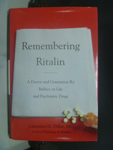 ~書寶 書T9/養生_GEE~Remembering Ritalin_Lawrence H