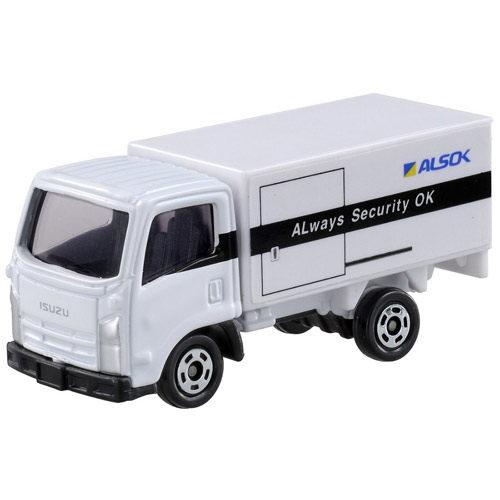 【TOMICA火柴盒小汽車】TM034ALSOK現金輸送車