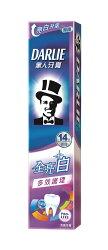 黑人全亮白多效護理牙膏140g