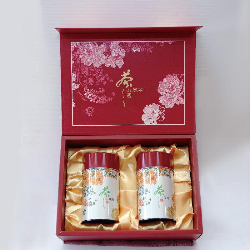 【山茶飲】杉林溪御品風華茶葉禮盒150g