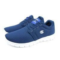 《限時特價》Shoestw【811210233】Champion CP Runner 運動鞋 深藍白 網布 男生 0