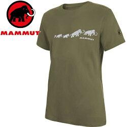Mammut 長毛象 登山排汗衣領短袖/運動T恤登山健行/路跑野跑 Aegility T-Shirt 亞版男款 1017-10061 4584 綠鬣蜥