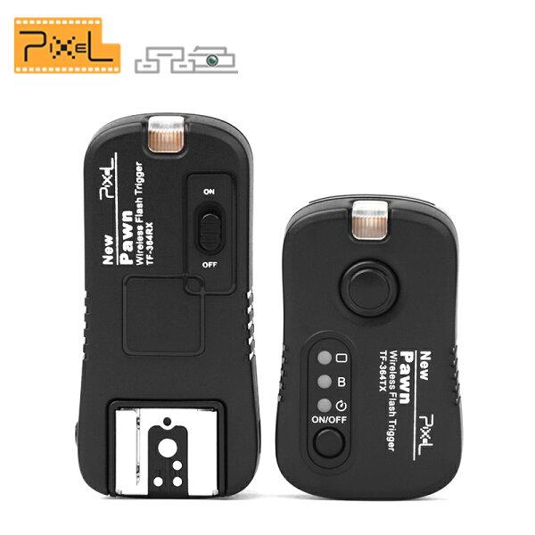 ◎相機專家◎PIXELTF-364無線快門閃燈觸發器OlympusPanasonic公司貨