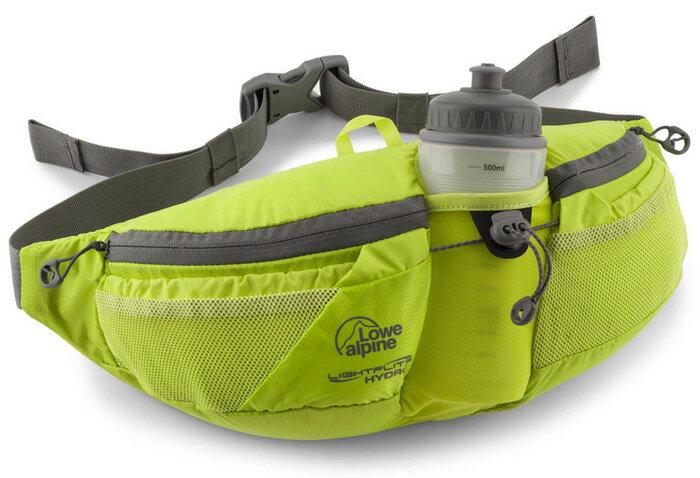 【鄉野情戶外專業】 Lowe Alpine |英國|LIGHTFLITE HYDRO 跑步水壺腰包-青綠/FAD-35