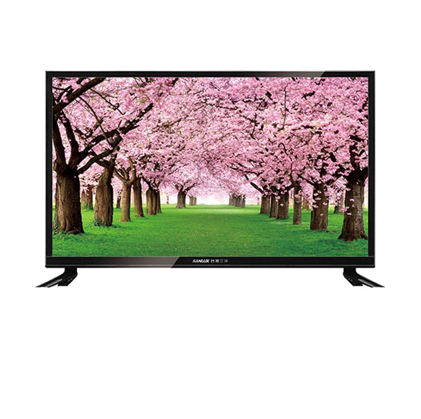 【領券折$300】SANLUX 台灣三洋 24吋LED液晶顯示器 液晶電視 SMT-24MA3(含視訊盒)