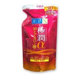 日本 ROHTO 樂敦 肌研 新極潤a緊緻彈力保濕化妝水 170ML 補充包 ☆真愛香水★