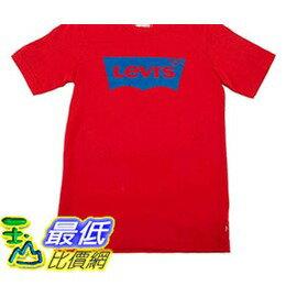 [COSCO代購 如果沒搶到鄭重道歉] Levis 經典 Logo 兒童短袖 T 恤 (紅/藍) W1002795
