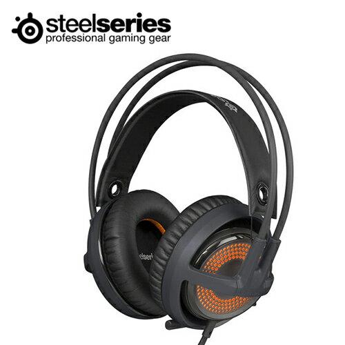 SteelSeries Siberia 西伯利亞 V3 Prism 炫彩版 耳機麥克風(黑色)【三井3C】