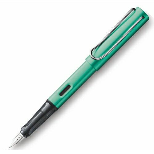 LAMY 2014限量筆款恆星系列綠鋼筆