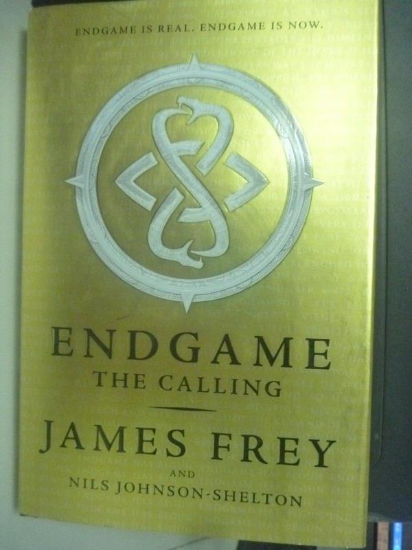 ~書寶 書T5/原文小說_ZBT~The Calling_Frey James