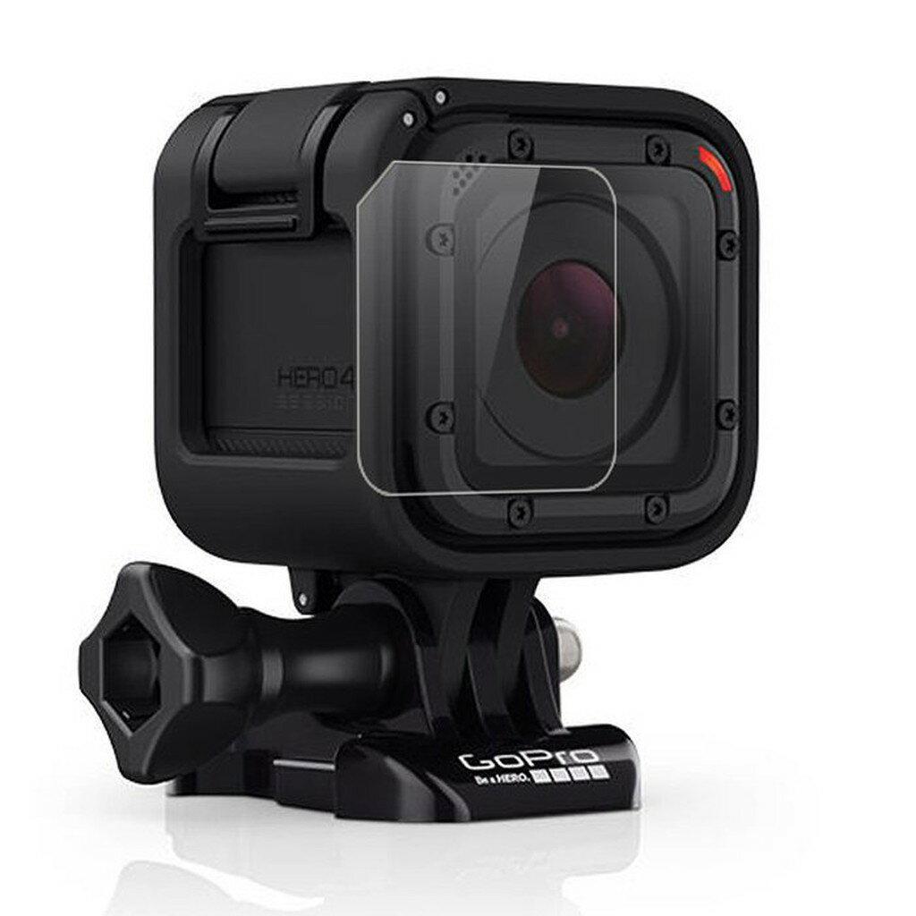 【中壢NOVA-水世界】GoPro HERO 5 4【Session 鏡頭專用保護貼】高透光 保護鏡頭 鏡頭膜