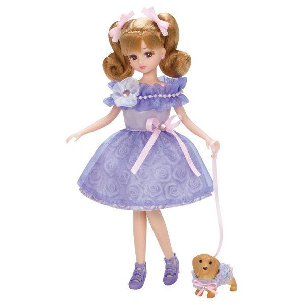 《 TAKARA TOMY 》莉卡娃娃配件 - LW-07寵物套裝組 (無附娃娃)