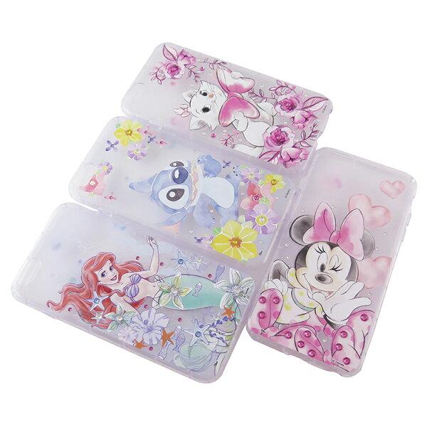 【Disney】迪士尼iPhone66S(4.7)防摔氣墊空壓保護套-淡彩俏皮系列