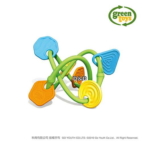 《美國B.toys感統玩具》龍捲風固齒器