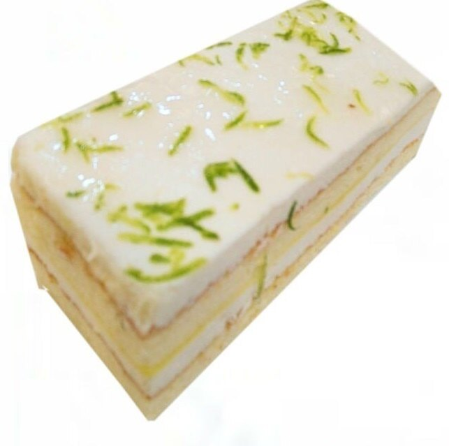 長條蛋糕(檸檬起士慕斯蛋糕) 1入 蛋糕/慕斯蛋糕/甜點/下午茶/彌月蛋糕