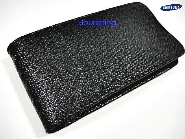 Samsung i908 原廠抽取式皮套