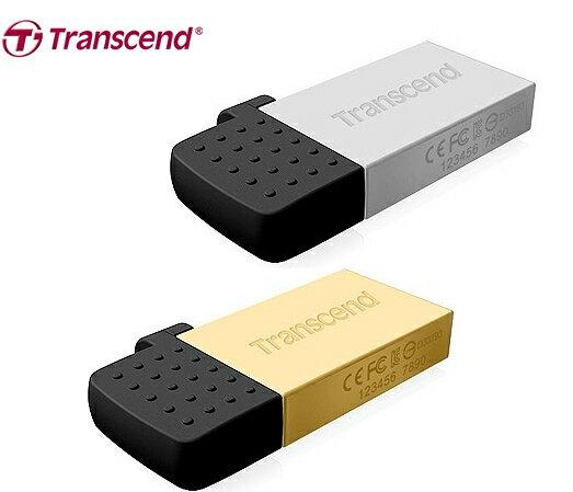 創見 Transcend JetFlash JF380 OTG 16GB 隨身碟/HTC/SONY/SAMSUNG/LG/ASUS/InFocus/OPPO/MIUI/HUAWEI/G-PLUS