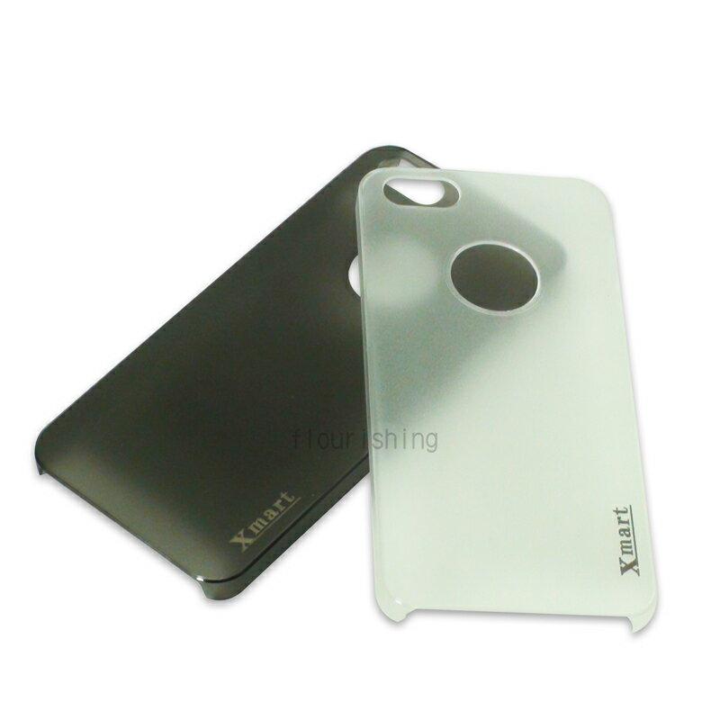 Xmart Apple IPhone 5s/SE 超薄磨砂保護殼/霧面保護殼/水晶殼/背蓋保護殼/ 保護套 裸殼 手機殼 背蓋