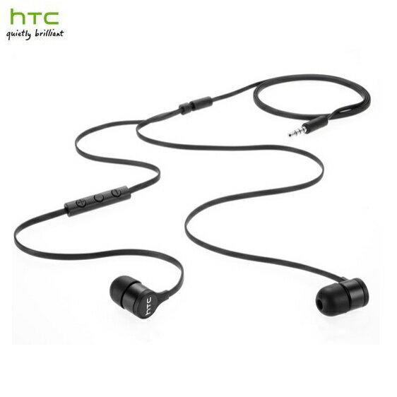 HTC New One M7 801e 入耳式扁線原廠耳機/Tattoo A3233/T8698 Mozart /TITAN X310e/X515 EVO 3D / One SC T528D/One ..