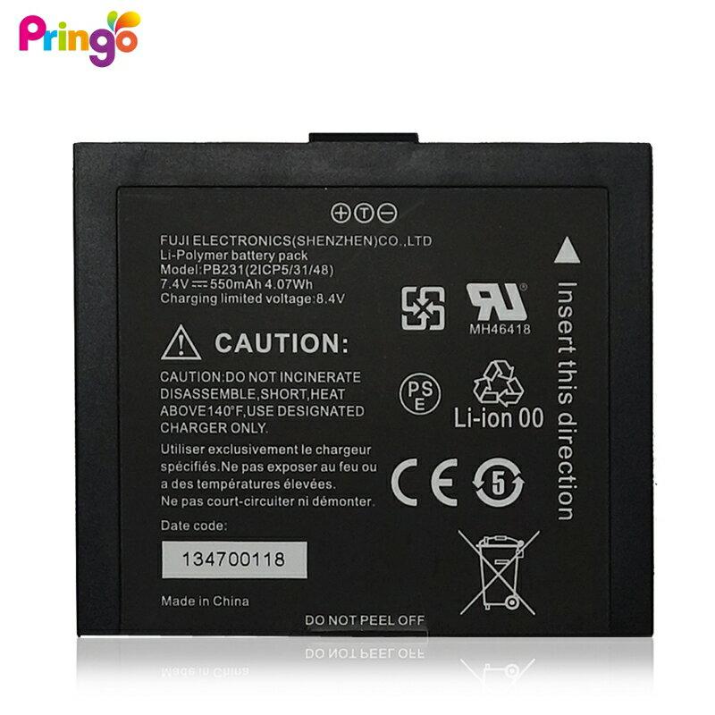Hiti Pringo P231 原廠電池/相印機電池/原廠鋰電池/電池
