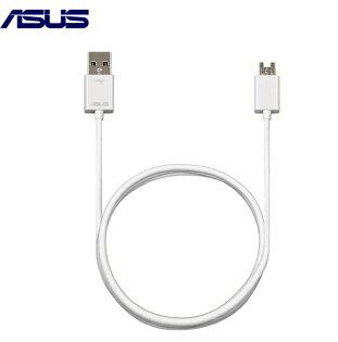 ASUS華碩PadFone2A68原廠傳輸線白色(裸裝)充電線充電公司貨