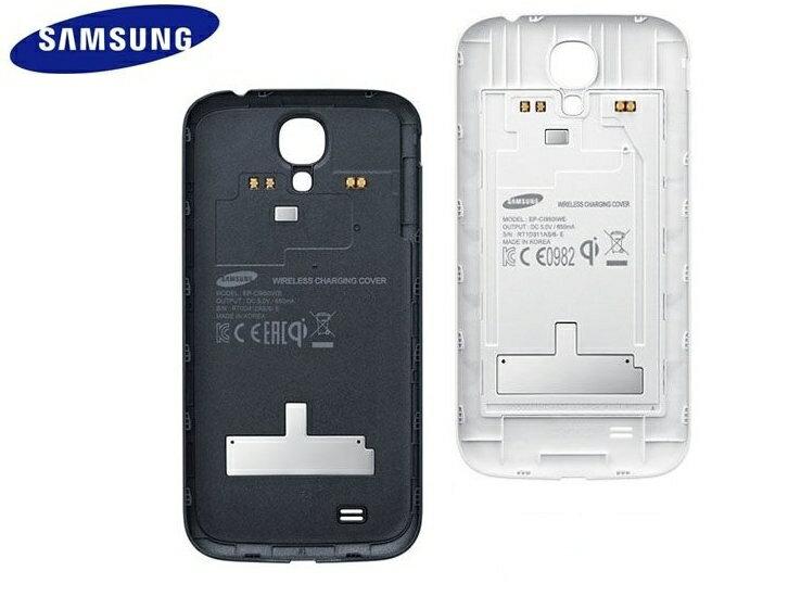 SAMSUNG GALAXY S4 i9500  原廠充電背蓋/無線充電電池蓋背蓋/充電電池蓋/國際QI標準/(原廠裸裝)