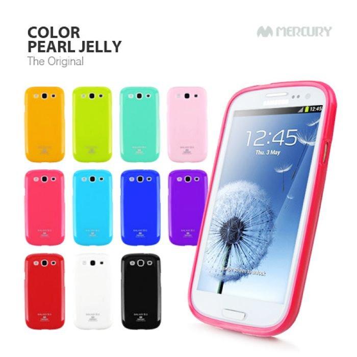 韓國Mercury/Goospery Samsung Galaxy S i9000 保護殼/矽膠套/保護套/外殼/硬式保護殼