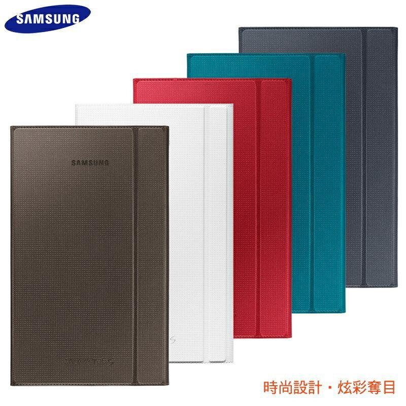 Samsung GALAXY Tab S 8.4 T700 (Wi-Fi版) 原廠書本皮套/側掀皮套/摺疊皮套/智能休眠/立架式皮套/皮套