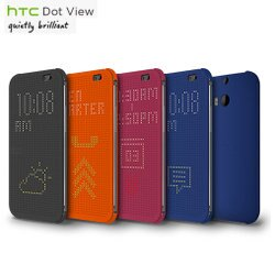 HTC Desire 820 (HC M150) 820S Dot View 原廠炫彩顯示保護套/智能/洞洞殼/皮套/保護套/手機套/聯強貨