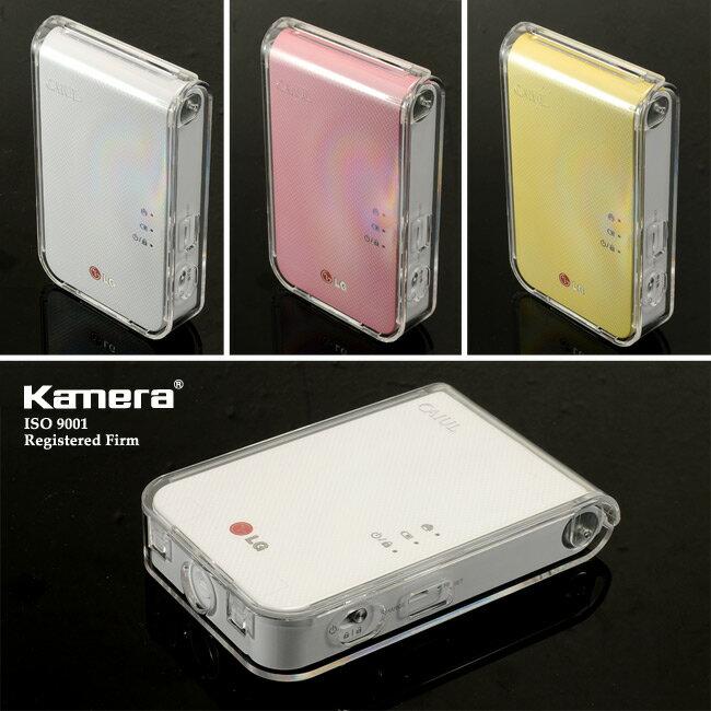 LG Pocket photo 3.0 (PD239) 透明水晶殼 /專用保護殼 /水晶殼 /硬殼 /透明殼/ 透明水晶殼