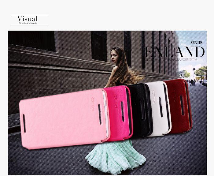 KALAIDENG 卡來登 HTC New One mini M4 專用 英倫系列側翻皮套/側開皮套/皮套/保護殼/保護套/手機套