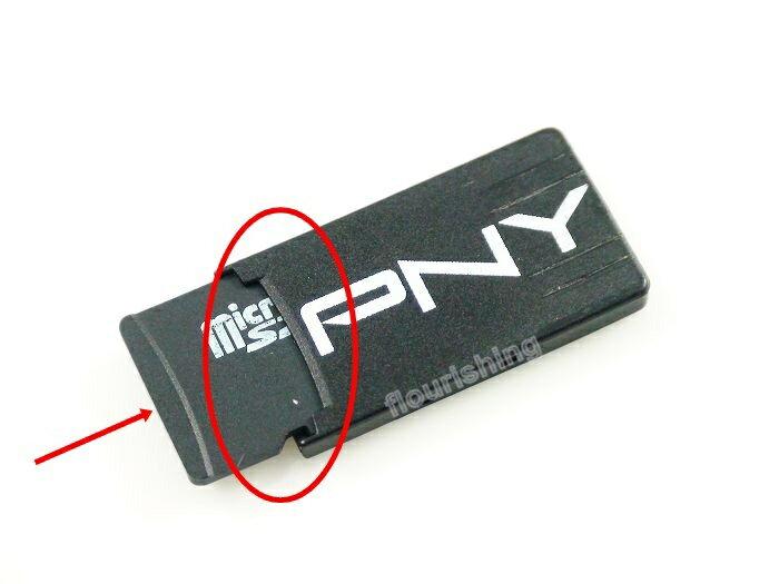 超迷你mini PNY TF/T-Flash 讀卡機/隨身碟 免轉卡 可支援至32G (一入)
