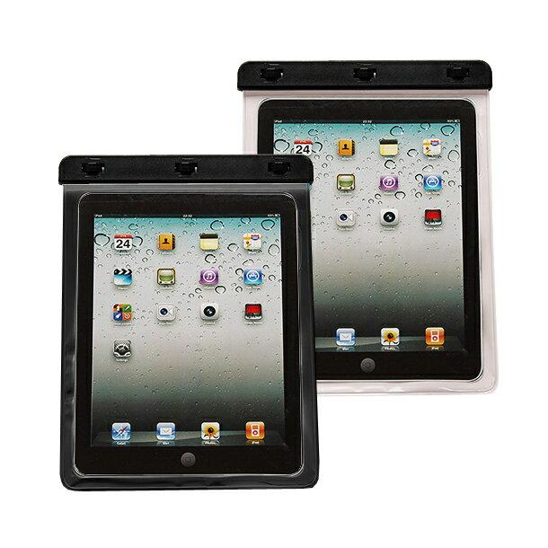 WP-280C Apple iPad/iPad 2/iPad 3/new ipad 專用 防水袋/防水手機套/防水袋/手機袋/游泳袋/附耳機和側背肩帶