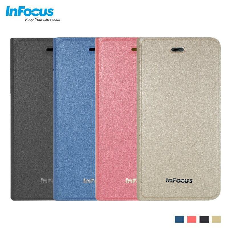 鴻海 InFocus M510 原廠側掀皮套/保護手機/保護殼/保護套/皮套