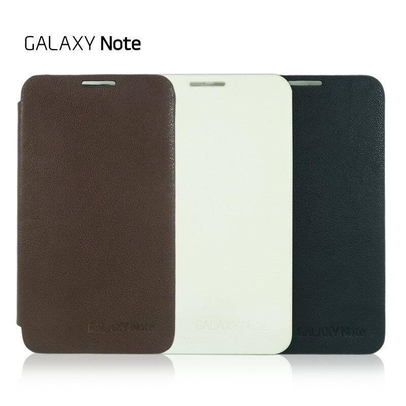 SAMSUNG GALAXY Note N7000 超薄 電池蓋側掀皮套/側開皮套/背蓋式皮套/翻蓋保護殼/側翻保護殼/電池蓋/背蓋