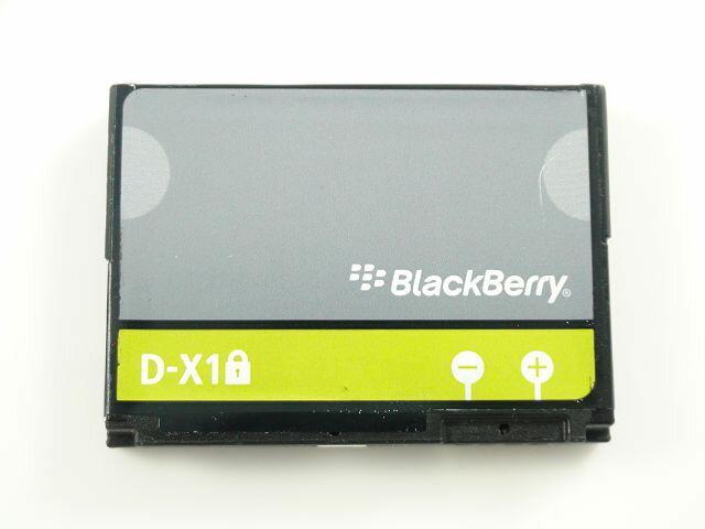 BlackBerry 黑莓機 原廠電池【D-X1】9500