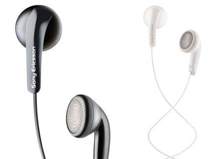 Sony Ericsson立體聲原廠耳機 MH-410/MH410 (3.5mm) Xperia S LT26i/J108/E10/X10 mini pro(U20)/MT15i/MT11i X10/..