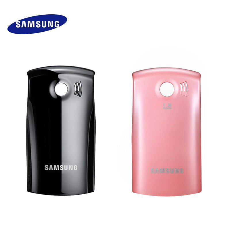 Samsung E2550 Monte Slider 原廠電池蓋/電池蓋/電池背蓋/背蓋/後蓋/外殼