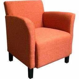 生活大發現-狄達沙發椅/造型椅/餐椅/洽談椅/布沙發/造型沙發/沙發椅/此為橘色下標區