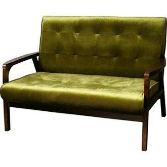 生活大發現-卡特雙人沙發/休閒椅/皮沙發/此為此為綠絨下標區