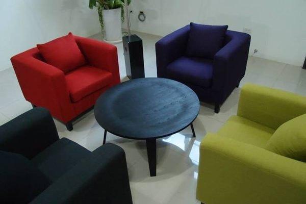 大發現~ 家~ 個人沙發 布沙發 單人沙發 沙發 灰黑 綠色 紅色 紫色