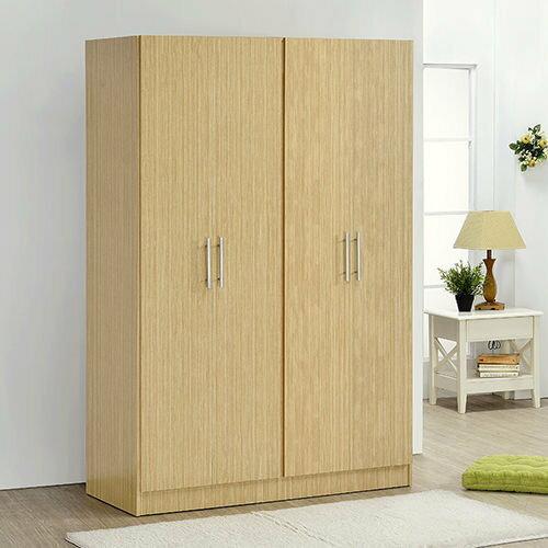 生活大發現-H-白橡木色四門衣櫃/衣櫥/衣架/收納櫃/置物櫃/此為白橡木色下標區