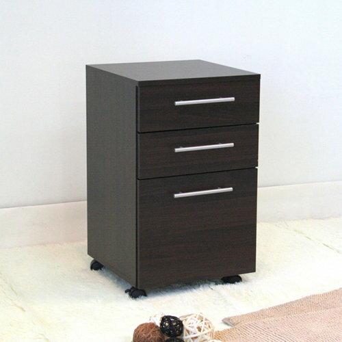 生活大發現-DIY家具-派克大三抽斗櫃/收納櫃/抽屜櫃/此為胡桃下標區