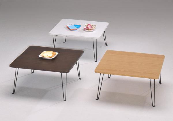 生活大發現-全台下殺最低價 -DIY傢俱 小茶几 休閒桌 摺疊桌 好收納不佔空間 七色可選
