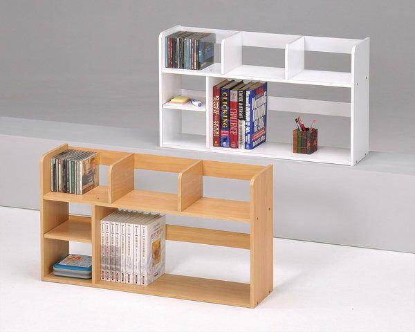 生活大發現~DIY家具 KD501書架書架/書櫃/置物架/桌上書架/雜誌架/五色可選