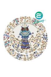 iittala Taika 貓頭鷹魔幻森餐盤林 27CM 白色 #1011637
